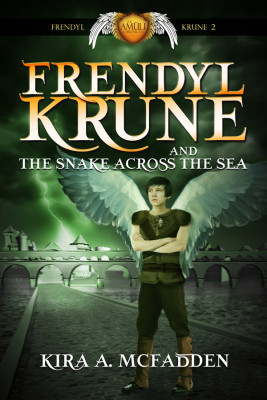 Frendyl Krune and the Snake Across the Sea