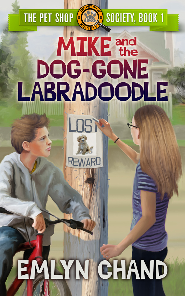 Mike and the Dog Gone Labradoodle