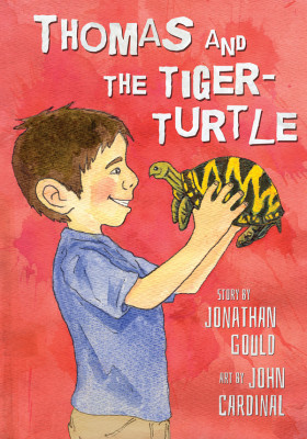 Thomas and the Tiger-Turtle