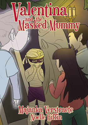 Valentina and the Masked Mummy