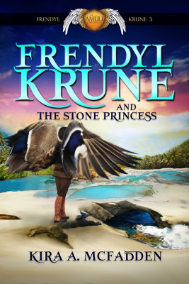 Frendyl Krune and the Stone Princess