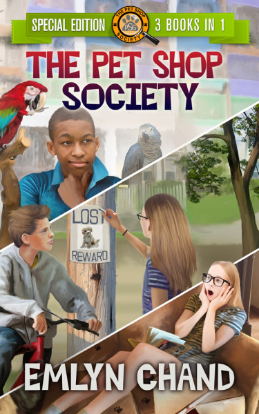 The Pet Shop Society – Special Edition 1-3