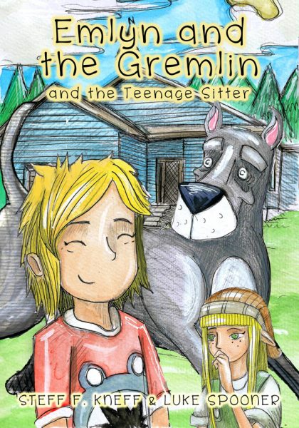 Emlyn and the Gremlin and the Teenage Sitter