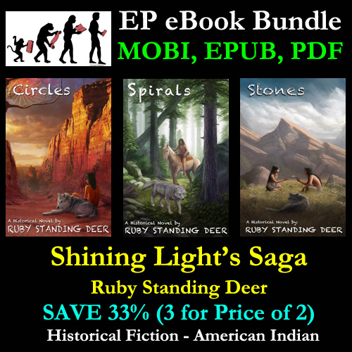 Book Bundle – Shining Light's Saga – 3 eBooks