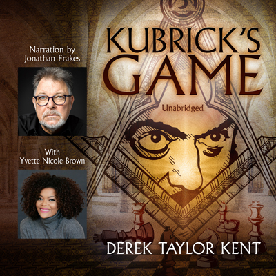 Kubrick's Game - Audio Book Cover