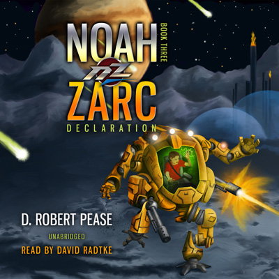 Audio Book - Noah Zarc - Declaration