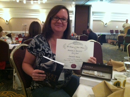 League of Utah Writers - Gold Quill Award