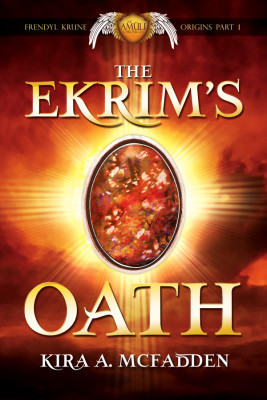Frendyl Krune Origins: The Ekrim's Oath