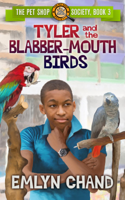 Tyler and the Blabber-Mouth Birds