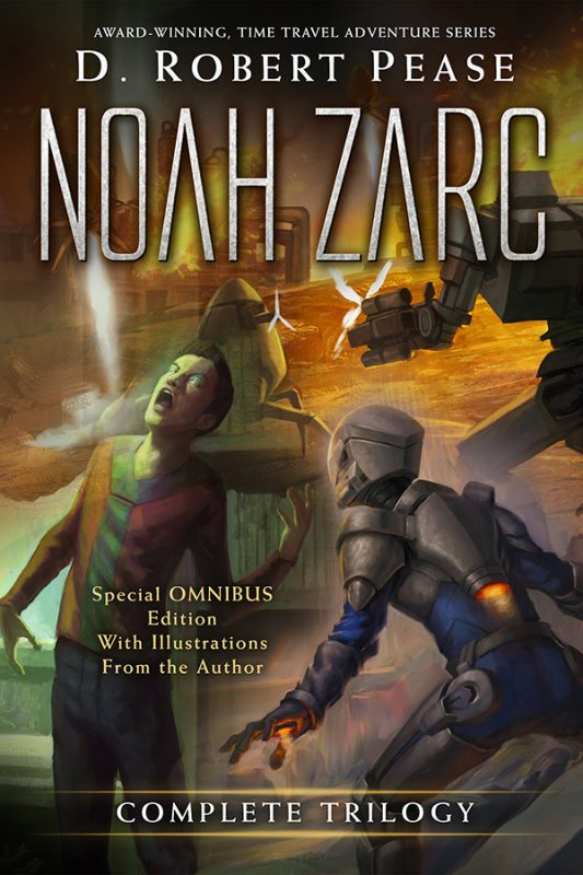 Noah Zarc: Omnibus
