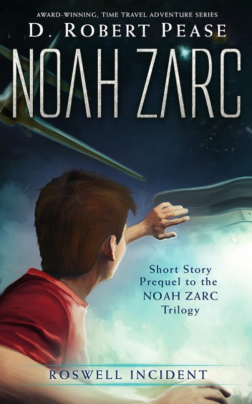 Noah Zarc: Roswell Incident