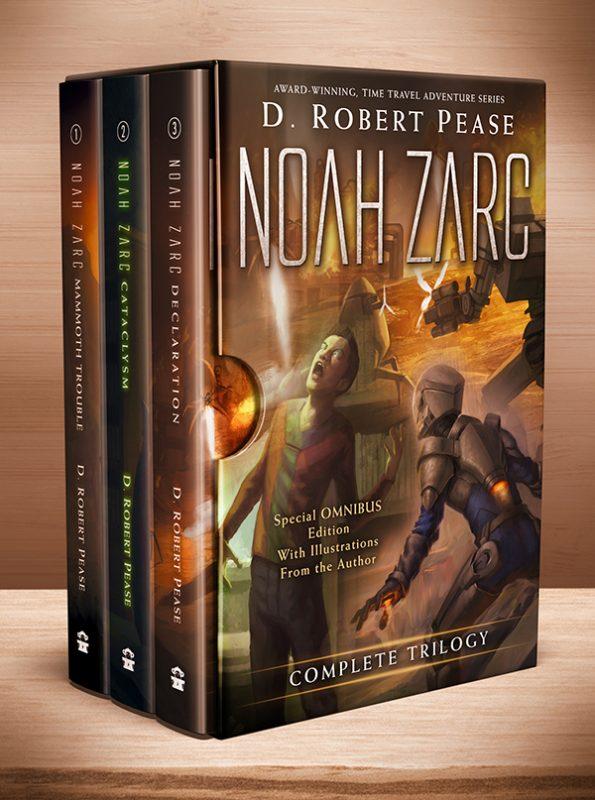Noah Zarc: Omnibus (Box Set)