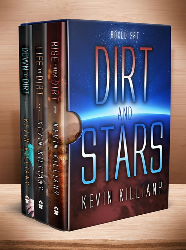 Dirt and Stars (Boxed Set 1-3)