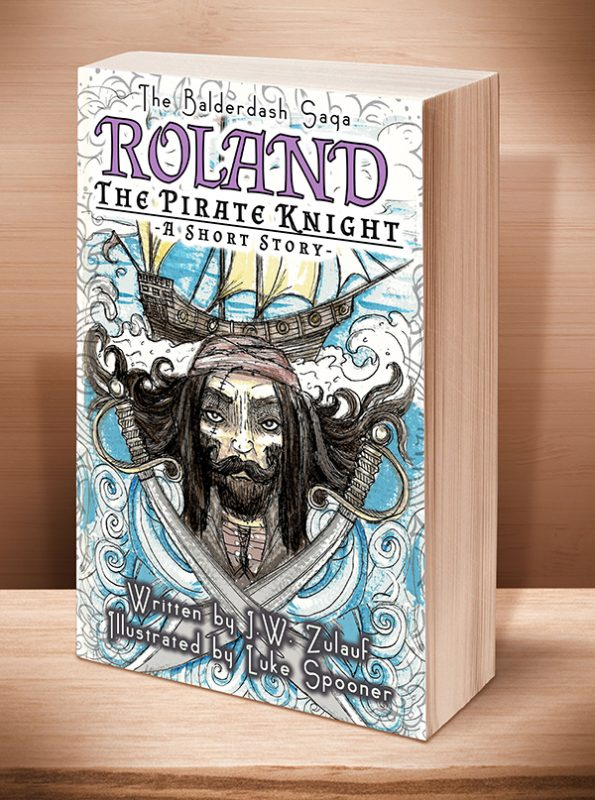 Roland The Pirate Knight