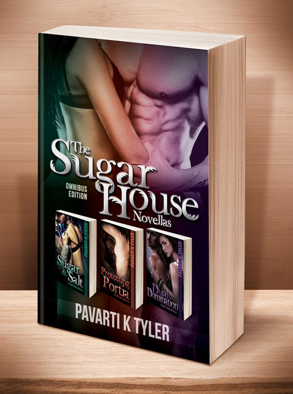 The Sugar House Novellas 1-3 – Omnibus Edition