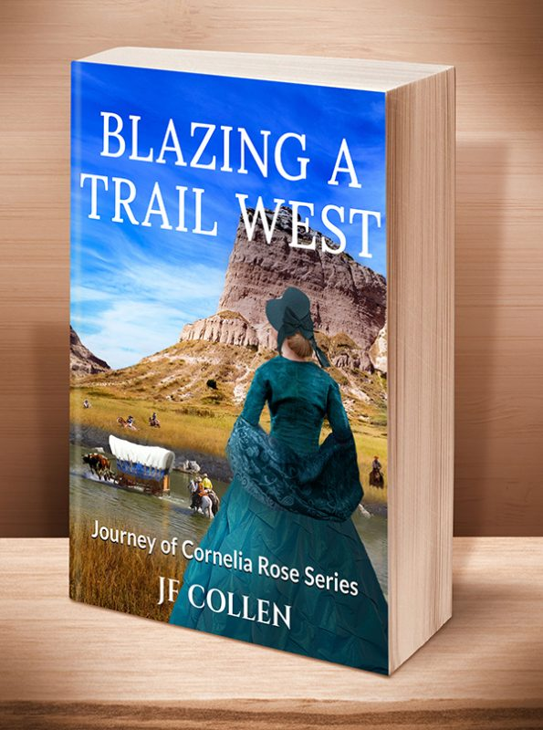 Blazing a Trail West