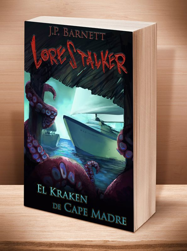 El Kraken de Cape Madre