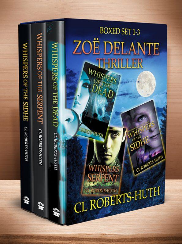 Zoë Delante Thriller – Boxed Set 1-3