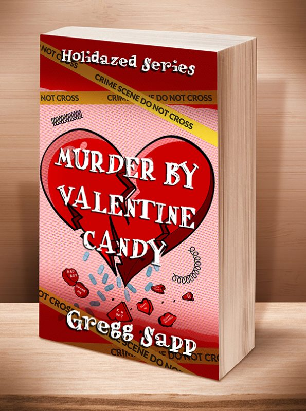Murder by Valentine Candy