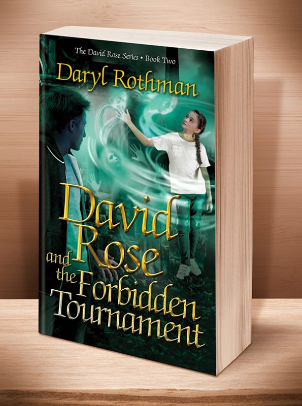 David Rose and the Forbidden Tournament
