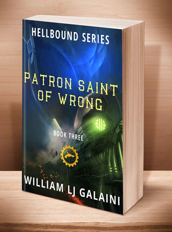 Patron Saint of Wrong